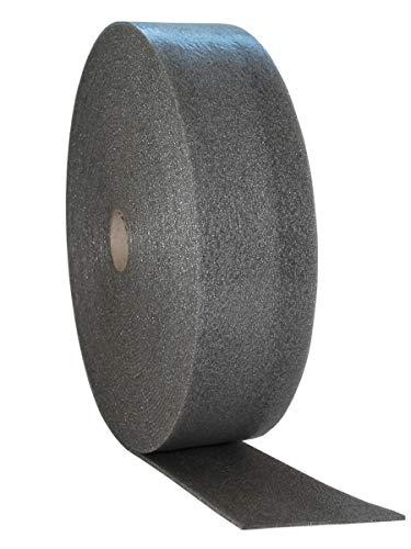Rigips 5200483272 Trockenbau PE, einseitig selbstklebend 30lfm Anschlussdichtung, Grau