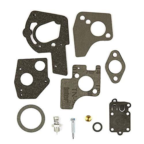 Revisión del carburador Kit Reemplaza Briggs & Stratton 495606 y 494624 de Gasolina Cortasetos Kit De Confianza