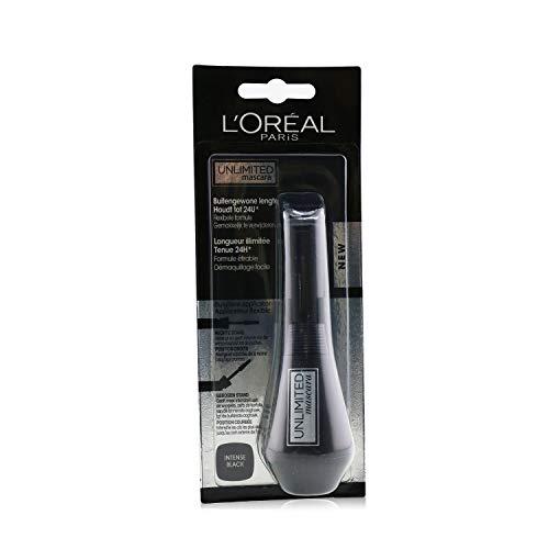 L'Oréal Unlimited Mascara - Intense Black