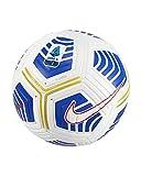 Nike Pallone Calcio Serie A Pitch 2020/21 Bianco 4