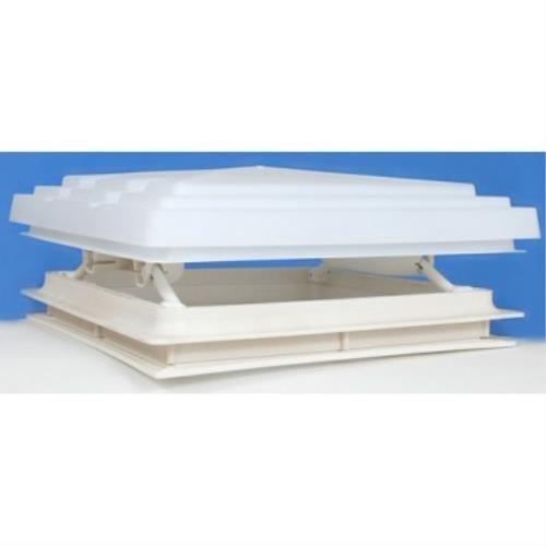 Roof Sky Light Caravan Motorhome 400 x 400mm Flynet White MPK Rooflight