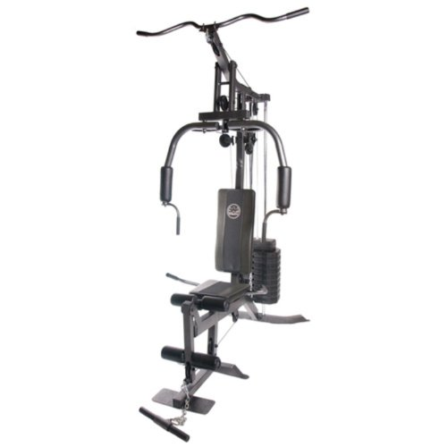 CAP Barbell FM-H1005 Value Home Gym with 150 Lb Cement Weight Stack