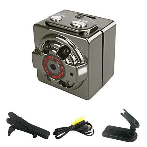 Camara Espia Mini Camara Spy CAM Visión Nocturna Pequeña Secreta Micro Mini Cámara De Video Cámara Inteligente 1080P HD Microcámara Microcámara Miniatura Grabadora Minúscula