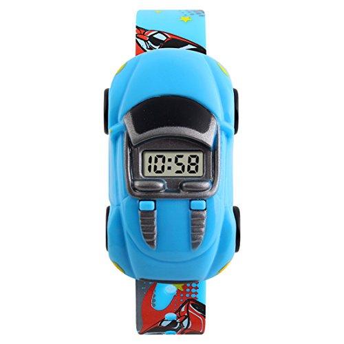 Reloj - GRyiyi - Para  - GR-1241WATCH-Light blue