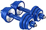 YLL Herren Hantel Edelstahl Sports Fitness Hantel Hantel Rack-Produktfamilie Einstellbarer Gewicht...