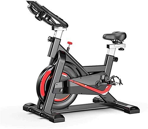 Bicicleta Estática Spinning Bicycle Fitness Equipo Profesional Ejercicio Ejercicio Ajustable Bicicleta mwsoz