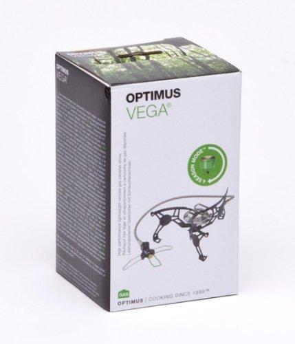 OPTIMUS Vega 4 Season Dual Mode Camp Remote Canister Stove 141[並行輸入]