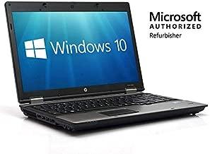 HP ProBook 6450b 14in Laptop, Intel Core i3, 4GB RAM, 160GB HDD, Win 10 Home (Renewed)