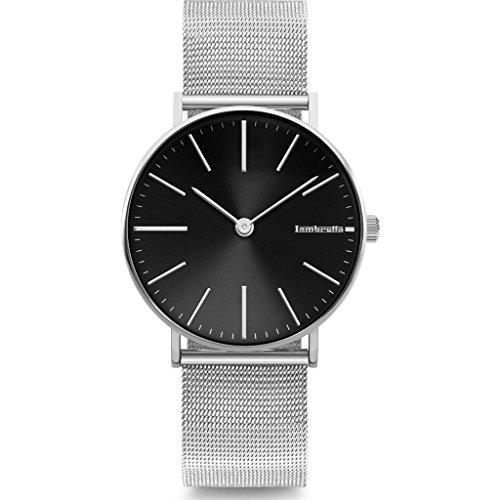 Lambretta Watches Uhr mit Miyota Uhrwerk Unisex Cesare 42.0 mm