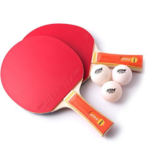 Atemi Set De Tenis De Mesa (2 X...