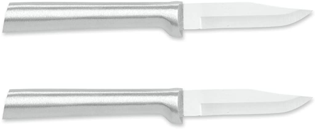 Rada Cutlery Peeling Paring Knife with 2 Aluminum Pack Special Campaign of Handle OFFicial mail order