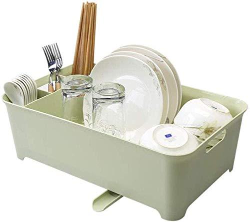 Bastidores de cubiertos plástico plato bastidor de drenaje bastidor de plato caja de cocina caja de vajilla caja de almacenamiento plato tazón rack plato plato almacenamiento estante de la cocina