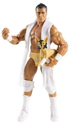 Mattel WWE Elite Collector Alberto Del Rio Figur Serie 12