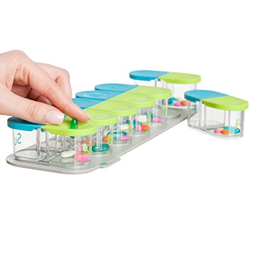 3. Sagely Smart Weekly Pill Organizer