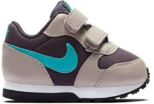 Zapatillas para bebés Nike con suela