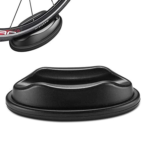 LTHERMELK Vorderrad Unterstützung Fahrrad Vorderradstütze Vorderradunterlage Mountain Road Bike Vorderradstütze Riser Block für Indoor Fahrrad Training
