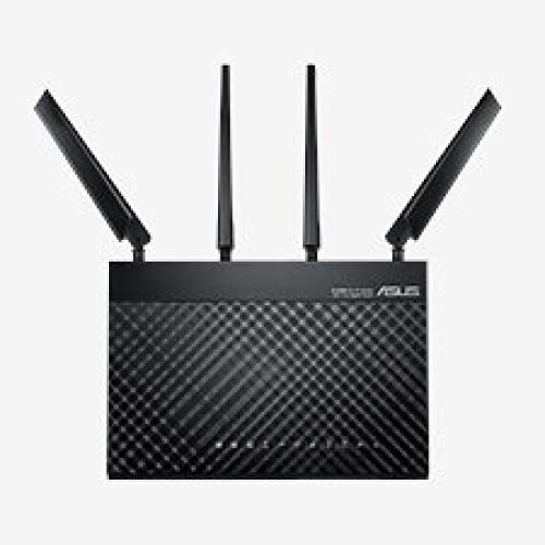 Asus 4G-AC68U - router - WiFi AC1900 LTE 4G 4 LAN-1 GB 1 WAN 1 USB 1 SIM