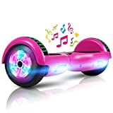 LIEAGLE Hoverboard Self Balancing Scooter Bluetooth Speaker Hover Board for Kids...