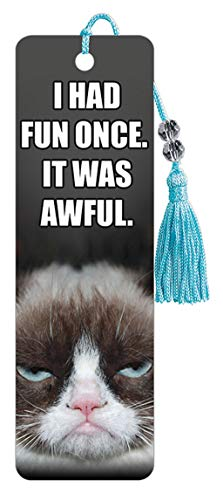 Trends International Grumpy Cat - It Was Awful Bookmarks, Multi