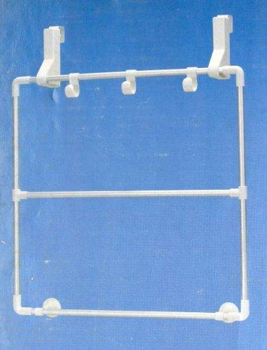 Handtuchhalter zur Montage an Duschabtrennungen u. Türen