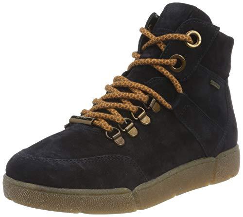 ARA Damen ROM Sneaker, BLAU, 38 EU