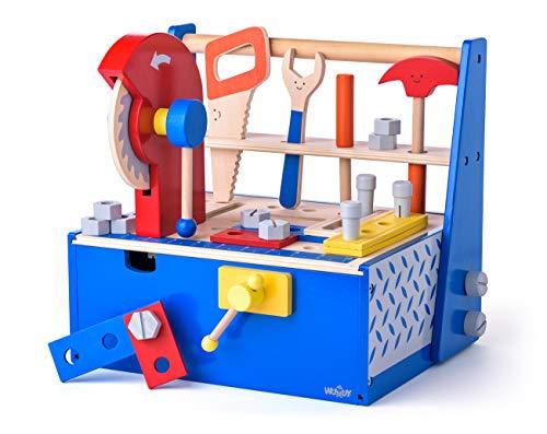 Woodyland 91935 Spiel-Werkbank