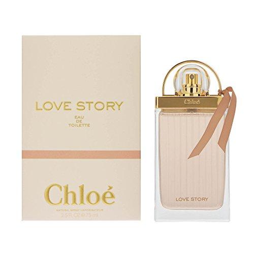 Chloe Love Story Agua de Colonia - 75 ml
