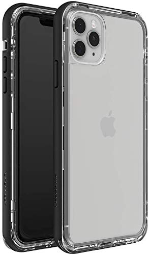 LifeProof Next Screenless Series Case for iPhone 11 PRO MAX (Only) - Non-Retail Packaging - (Black Crystal)