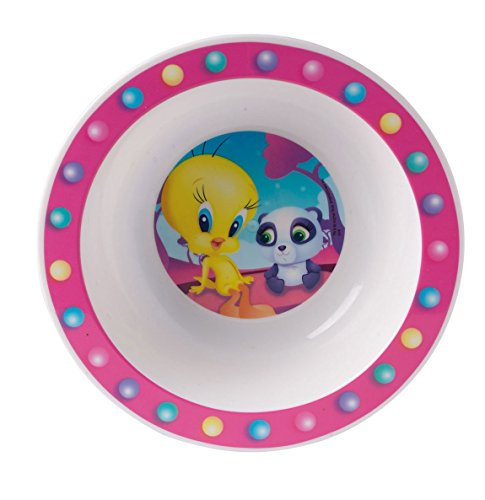 FUN HOUSE Warner Bol Micro-ondable diamètre 16 cm