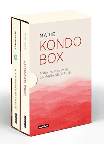 Todos los secretos del método KonMari (edición box: La magia del orgen | La felicidad después del orden) (Cuerpo y mente)