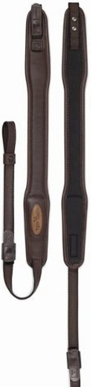 Vero Vellini Premium Leather II QR Rifle Sling (Brown)