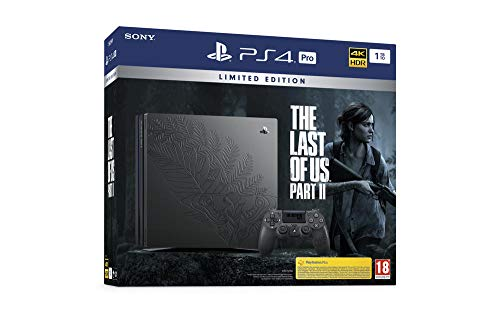 Sony PlayStation 4 Pro 1 To Édition Spéciale The Last of...
