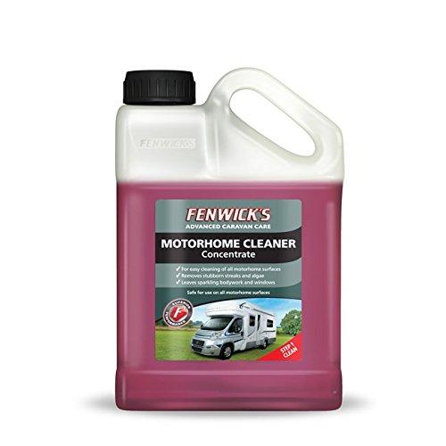 FENWICKS Motor Home Reiniger–Sicher auf allen Wohnmobil Oberflächen