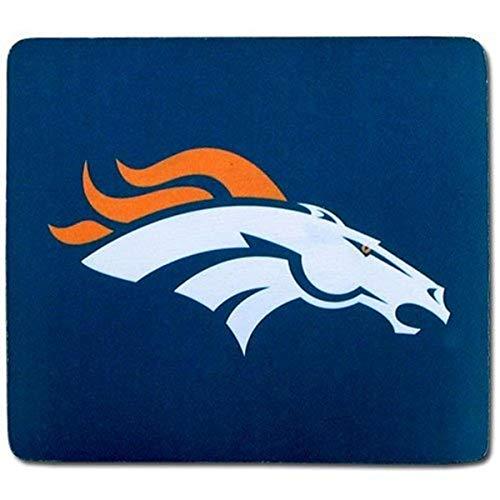 Siskiyou NFL Denver Broncos Neoprene Mouse Pad, 9'7.5'