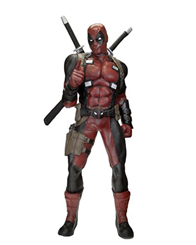 Figurine - Marvel Classics - Figurine Life Size - Deadpool - 185 cm