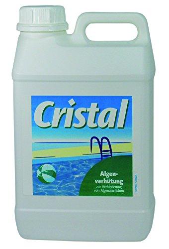 Cristal 1141342 Algenverhütung 3 L