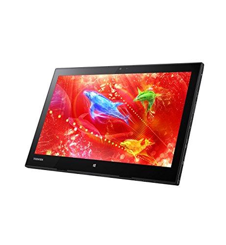 東芝 RT82 東芝Webオリジナルモデル (Windows 8.1 Pro/Office Home and Business Premium プラス Office 365 サービス /タッチパネル付12.5型/256GB SSD/Core M/4GB/グラファイトブラック) PSB82PB-NFA