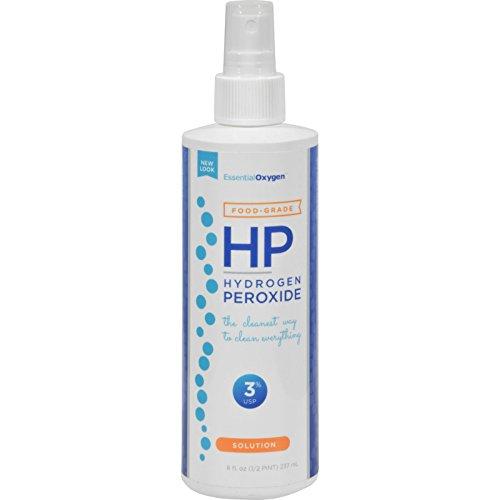 3%% Food Grade Hydrogen Peroxide 8 OZ