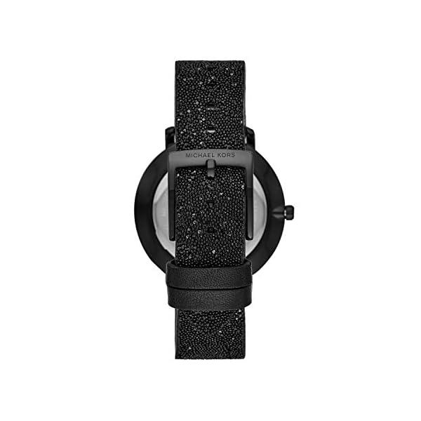 Michael Kors Pyper Three-Hand Stainless Steel Watch