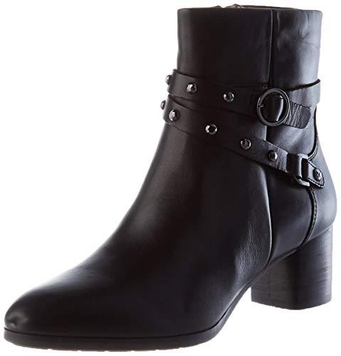 Pikolinos Damen Calafat W1z Stiefelette, Black, 40 EU