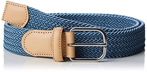 BRAX Damen Style Stretchgürtel Casual Elastisch Gürtel, Blue, 95