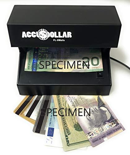 Geldscheinprüfer Money Counterfeit Detector Automatischer Banknotenprüfer