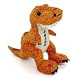 Personalized T-Rex Dinosaur Plush Toy
