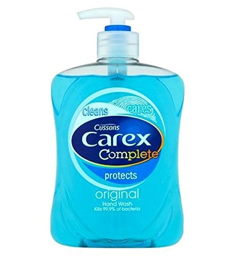 どんなときも偏心破壊するCarex Complete Original Hand Wash 500ml - スゲ属の完全オリジナルのハンドウォッシュ500ミリリットル (Carex) [並行輸入品]