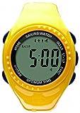 Optimum Time OS Series 11 Ltd Edition Sailing Watch YELLOW 1125 Colour - Yellow