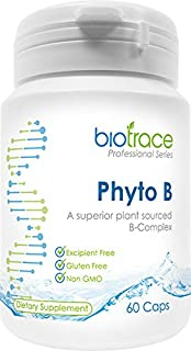 BioTrace Phyto B Plant Based Vitamin B Complex