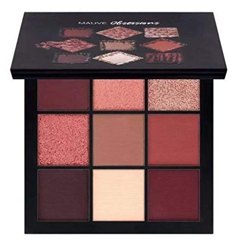 Frashing Lidschatten Palette 9 Farben Kosmetik Matte Lidschatten Creme Makeup Palette Eyeshadow Make...
