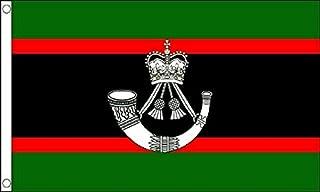The Rifles Flag 5ft x 3ft