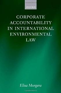 Corporate Accountability in International Environmental Law