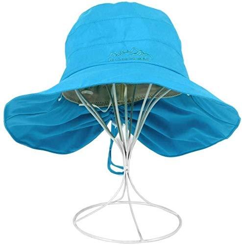 Sombrero Guisantes modelos femeninos tejer sombrero del sombrero del algodón del verano frontal plana señora sol tapa UV muchacha del sombrero de ciclo al aire libre playas turísticas cap funcionales